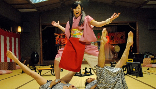 TADFF 2012: 'Dead Sushi' a delirious journey of mind-buggery and uninhibited madness