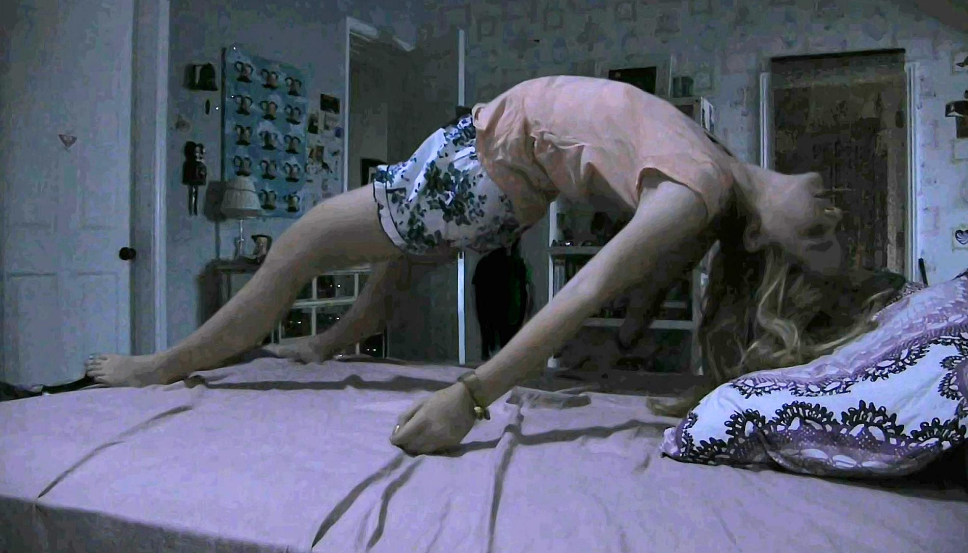 'Paranormal Activity 4' delivers what it promises, but holes are starting to show