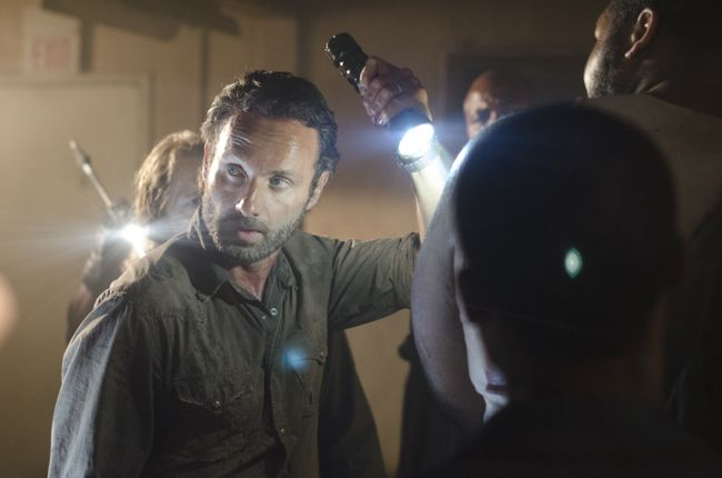 """The Walking Dead, Season 3, Episode 2: """"Sick"""" - This really"""