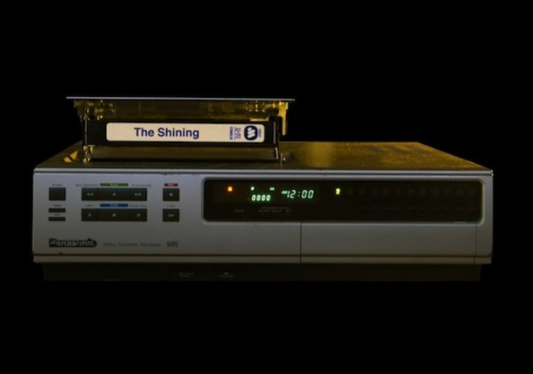 The Shining VCR
