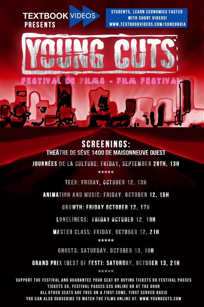 YoungCuts 2012 Screening Information