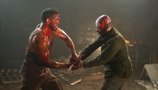 TADFF 2012: 'Universal Soldier – Day of Reckoning': a generic action movie disguised as art house