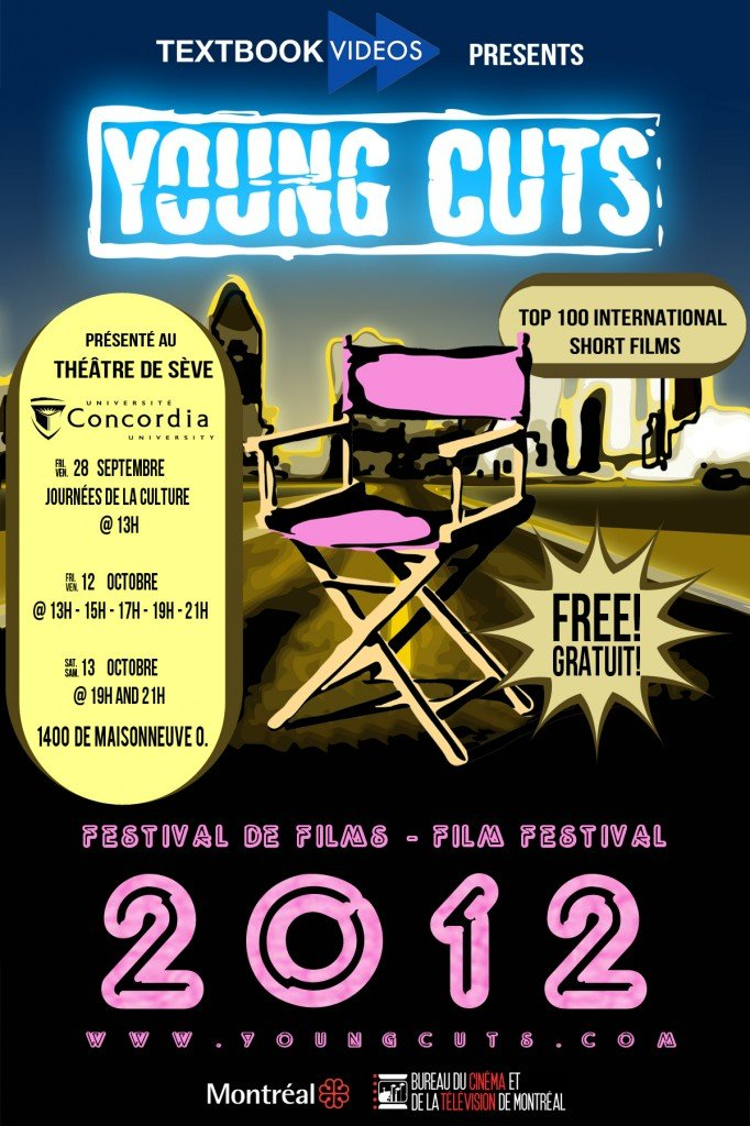 2012 YoungCuts Film Festival