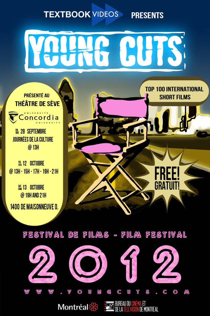 2012 YoungCuts Film Festival