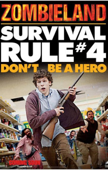Zombieland - Don't Be A Hero!