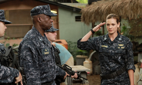 """Last Resort, Ep 1.02: """"Blue on Blue"""" examines the emotional and global impact of the sub's actions"""
