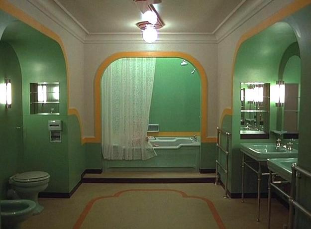 The Shining Bath Scene in Room 237