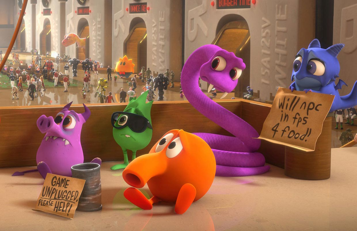 'Wreck-It Ralph' a scattered piece of animation boasting one great performance