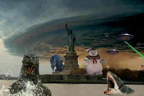 Post Sandy Thoughts: Seven Disaster Films Done Right