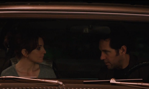 Paul Weitz's newest feature, 'Admission', with Paul Rudd and