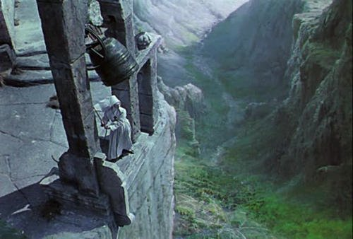 Black Narcissus Sister Clodagh Rings Bell