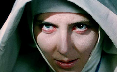 Black Narcissus Sister Ruth Unstable