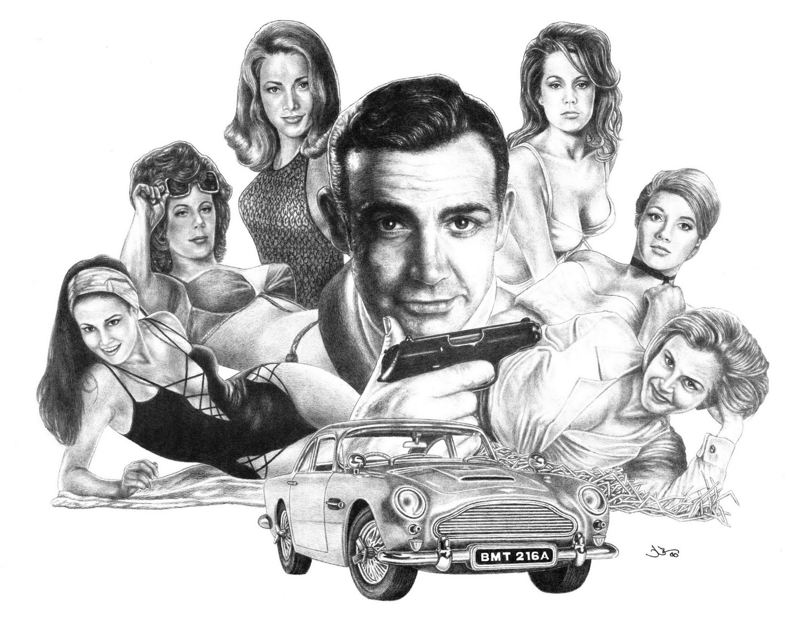 Best James Bond Scenes: Sean Connery Era