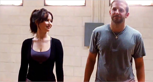 Exceptionally funny 'Silver Linings Playbook unsurprising but wonderfully executed