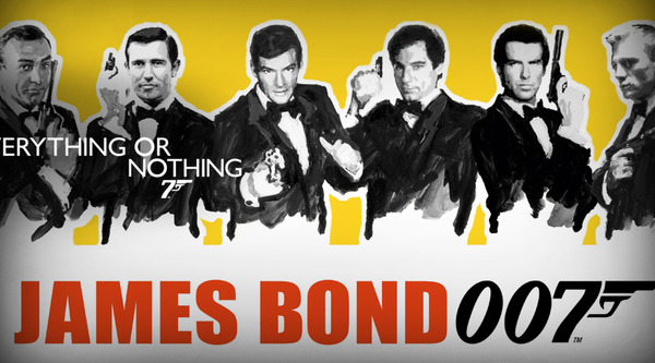 Everything Or Nothing: les secrets de James Bond