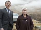 M Judi Dench Skyfall lodge scotland