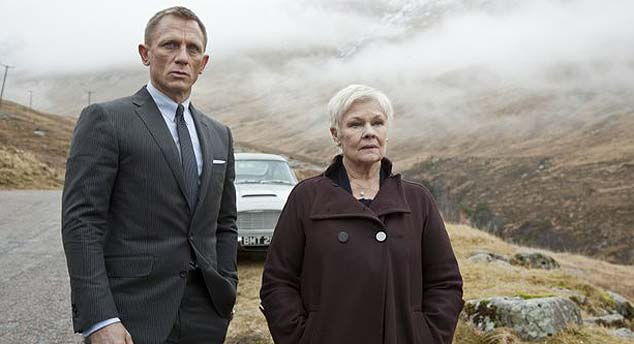'Skyfall' – When James Bond takes center stage in story and in theme
