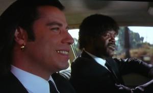 screenshot from Pulp Fiction