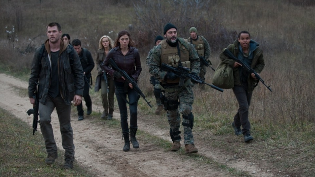 'Red Dawn' remake feels positively regressive