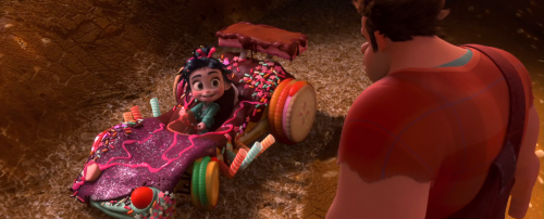 Vanellope's Race Car