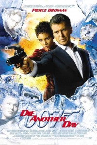 Die Another Day Official Poster