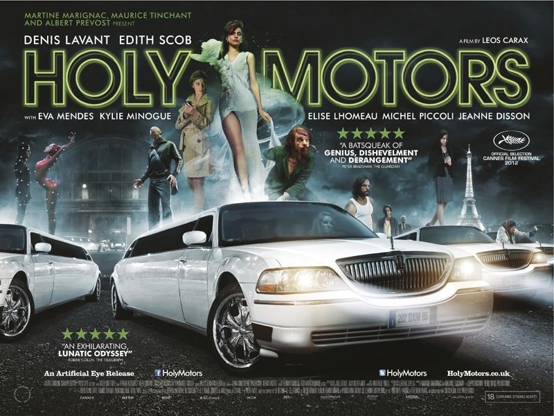 Holy Motors Poster