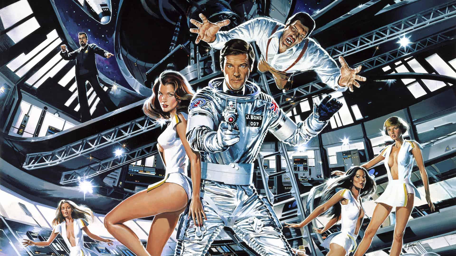 'Moonraker' Delivers Bond to a Post 'Star Wars' Generation