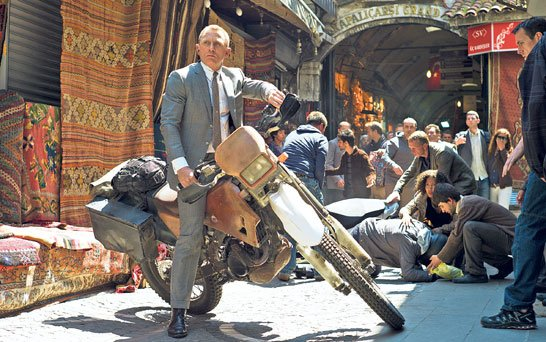 Does 'Skyfall' take too many liberties?
