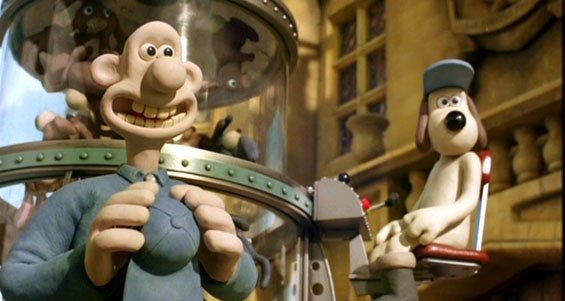 wallace and gromit curse