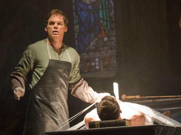 Dexter Ep 7.01 'Are You...?' (Michael C. Hall)