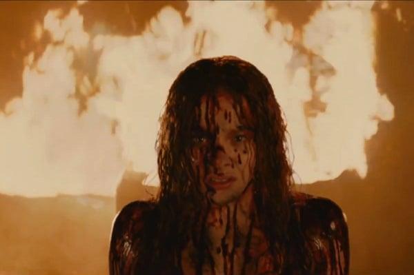 Chloë Grace Moretz in Carrie
