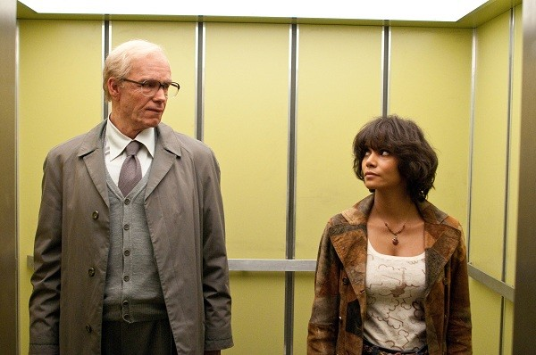 James D'Arcy and Halle Berry in Cloud Atlas
