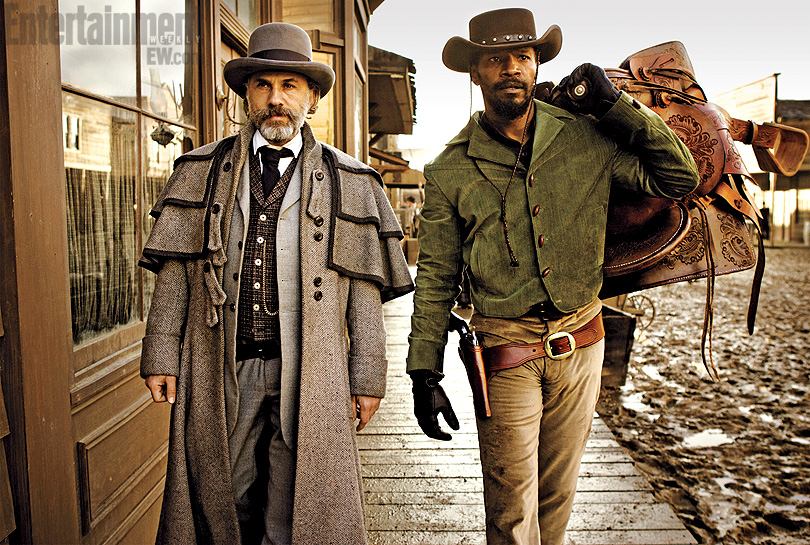 'Django Unchained' a fitfully engaging ahistorical romp that fails to earn its runtime