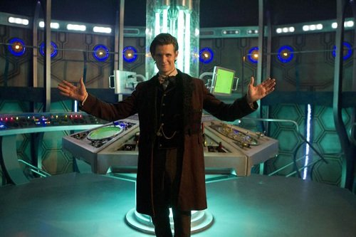 Doctor Who 2012 Christmas Special promo pic 4