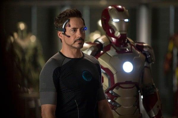 Robert Downey Jr. in Iron Man 3
