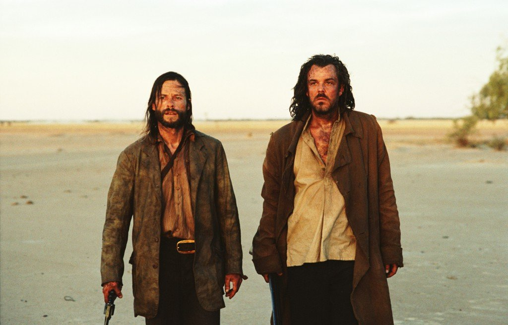 The Proposition (Guy Pearce & Danny Huston)