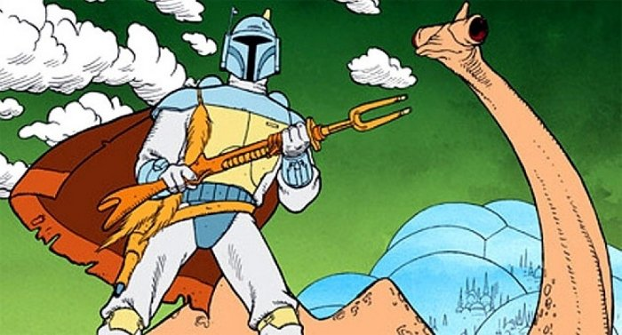 How the Holiday's Gave the Gift of Boba Fett