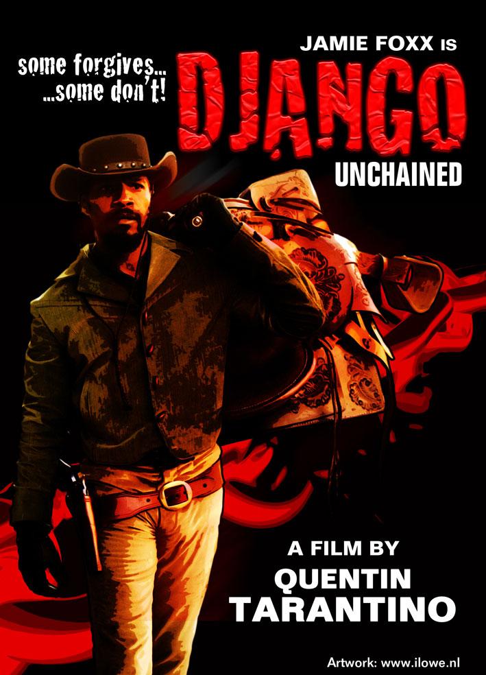 django-unchained-fan-poster-2