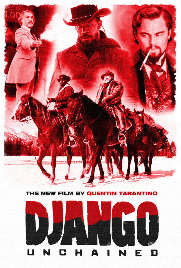 django-unchained-fan-poster-white-red