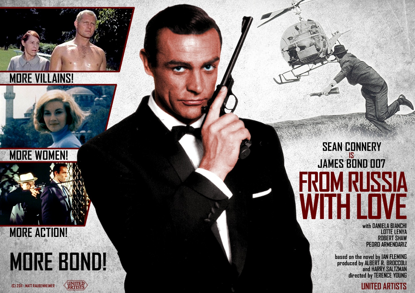 bester james bond film