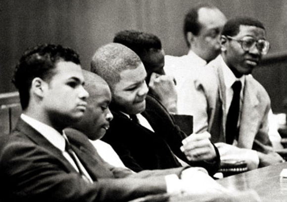 Devastating and painful 'The Central Park Five' is a vital lesson about American justice