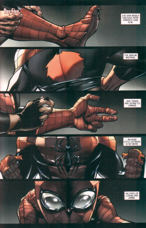 Superior Spiderman #1 Comic