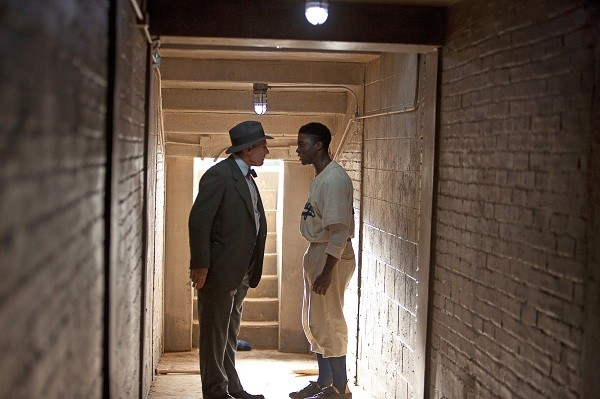 '42', the biopic on the life of Jackie Robinson, gets a new trailer