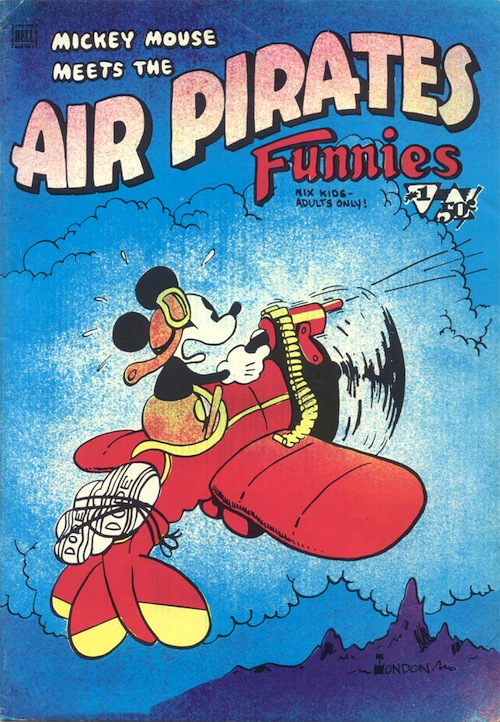 Air Pirate Funnies Number One