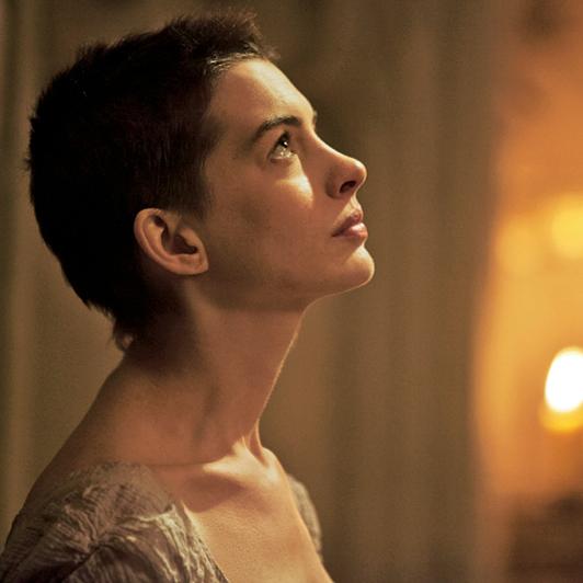 Anne Hathaway (Les Miserables)