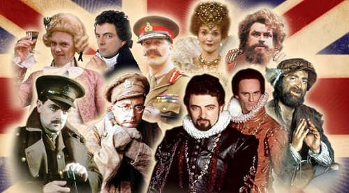 The Televerse #74- Blackadder with Les Chappell