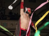 El Generico with streamers