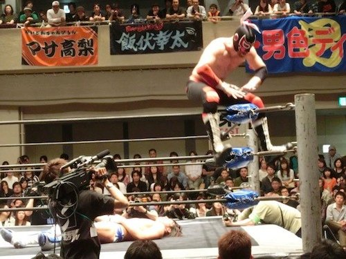 El Generico in Japan