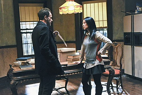 """Elementary Episode 12 """"M"""" (directed by Joh Polson)"""