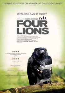 Four Lions Official Poster